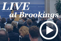 Watch Live at Brookings