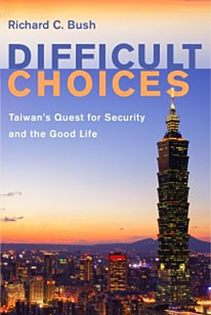 Difficult Choices book cover