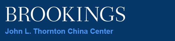 John L. Thornton China Center Bulletin