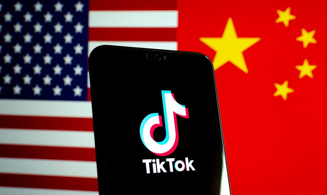 TikTok US and China