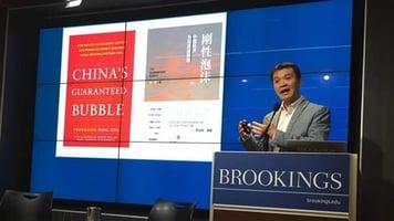 Ning Zhu, deputy dean and professor of finance, Shanghai Advanced Institute of Finance, Shanghai Jiaotong University